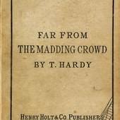 Novel, Far from the Madding Crowd / 遠離塵囂 (1874), 小說封面