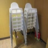 添好運點心專門店@台北信義店, 用餐環境, 兒童座椅