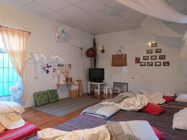 寧妮谷民宿, 房間