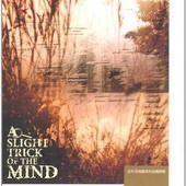 Novel, A Slight Trick of Mind / 心靈詭計, 書籍封面