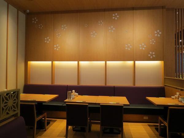 勝博殿日式炸豬排@台北中信店, 用餐環境