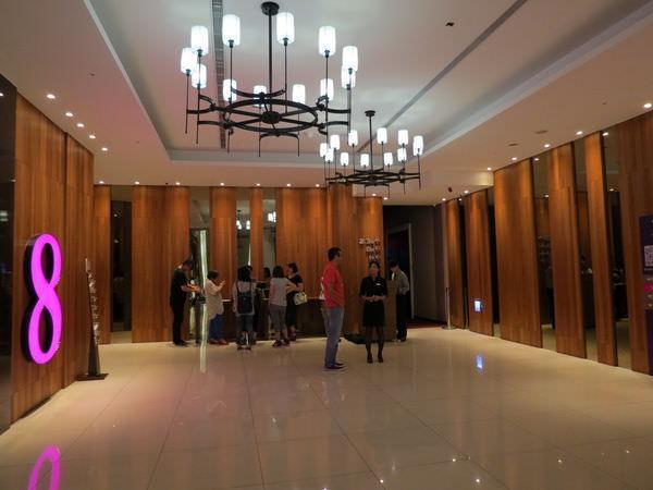 板橋秀泰影城, 3F, 大廳