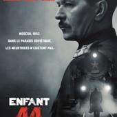 Movie, Child 44 / 失控獵殺:第44個孩子 / 44号孩子 / 叛國追兇, 電影海報
