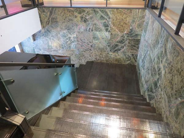 東南亞秀泰影城, 樓梯