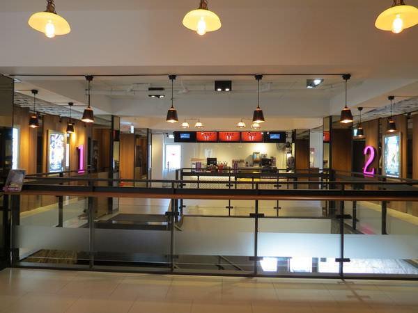 東南亞秀泰影城, 2F大廳