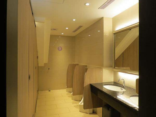 東南亞秀泰影城, 戲廳, 廁所