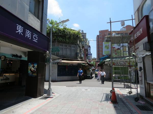 東南亞秀泰影城, 週邊環境