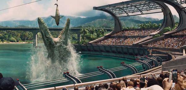 Movie, Jurassic World / 侏羅紀世界 / 侏罗纪世界, 電影劇照