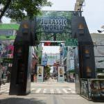 Movie, Jurassic World(美國, 2015) / 侏羅紀世界(台.港) / 侏罗纪世界(中), 電影海報, 廣告看板, 西門町電影街