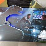 Movie, Jurassic World(美國, 2015) / 侏羅紀世界(台.港) / 侏罗纪世界(中), 電影海報, 廣告看板, 日新威秀