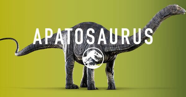Movie, Jurassic World / 侏羅紀世界 / 侏罗纪世界, Apatosaurus / 雷龍