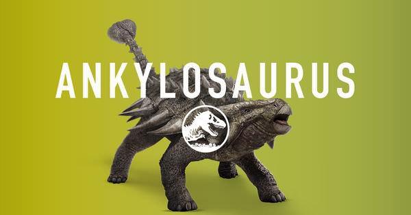 Movie, Jurassic World / 侏羅紀世界 / 侏罗纪世界, Ankylosaurus / 甲龍
