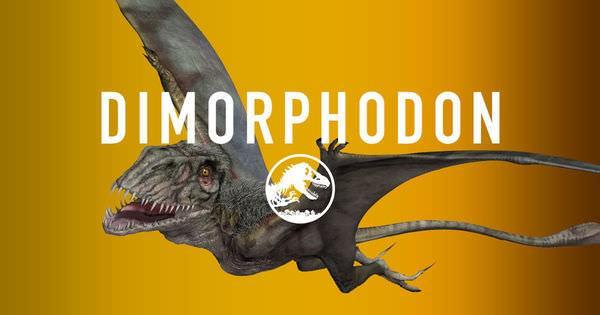 Movie, Jurassic World / 侏羅紀世界 / 侏罗纪世界, Dimorphodon / 雙型齒龍