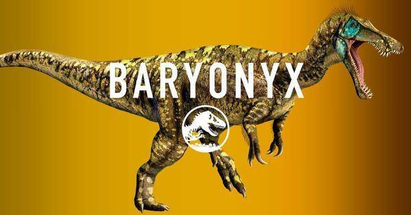 Movie, Jurassic World / 侏羅紀世界 / 侏罗纪世界, Baryonyx / 重爪龍