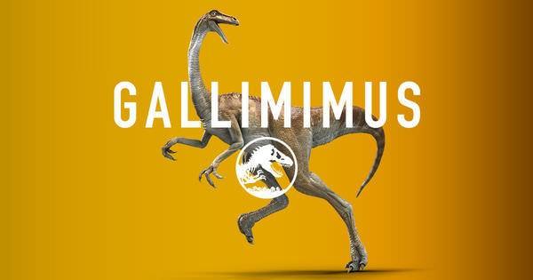 Movie, Jurassic World / 侏羅紀世界 / 侏罗纪世界, Gallimimus / 似雞龍