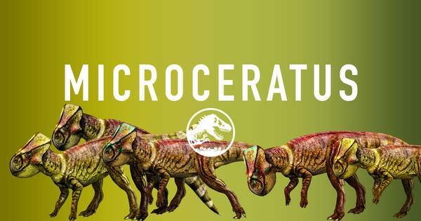 Movie, Jurassic World / 侏羅紀世界 / 侏罗纪世界, Microceratus / 微角龍