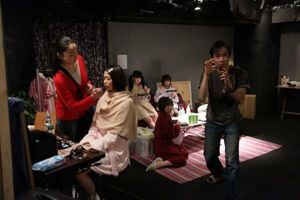 Movie, メイクルーム / A片現場不NG / Make Room, 電影劇照