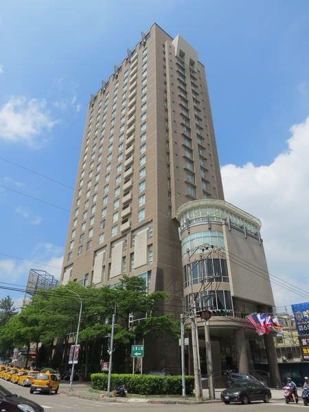 新竹老爺酒店, 新莊火車站, 新竹市, 東區, 光復路