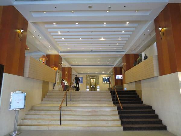 新竹老爺酒店, 大廳