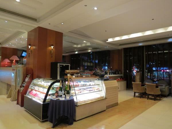 新竹老爺酒店, 大廳, 酒廊
