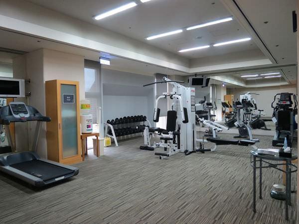 新竹老爺酒店, 健身房