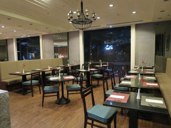 新竹老爺酒店, 餐廳, 用餐空間