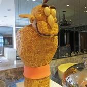 新竹老爺酒店, 餐廳, 裝飾