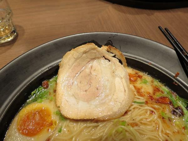 樂麵屋(南港店), 叉燒