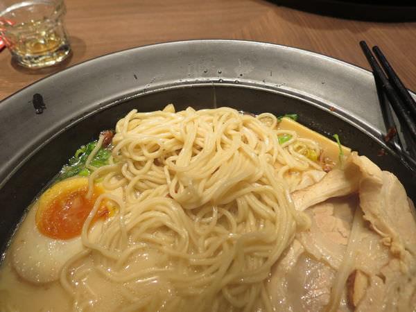 樂麵屋(南港店), 細麵