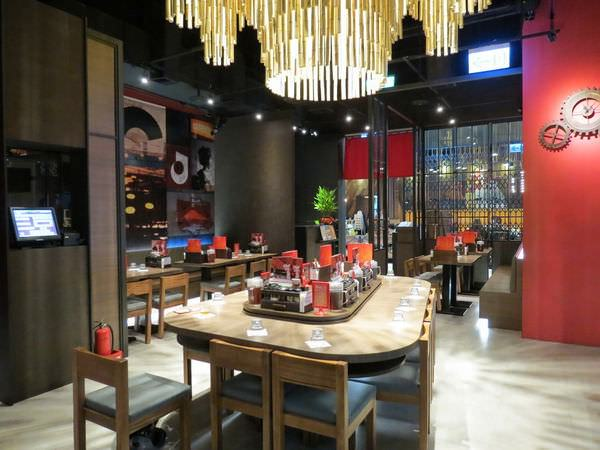 樂麵屋(南港店), 用餐環境