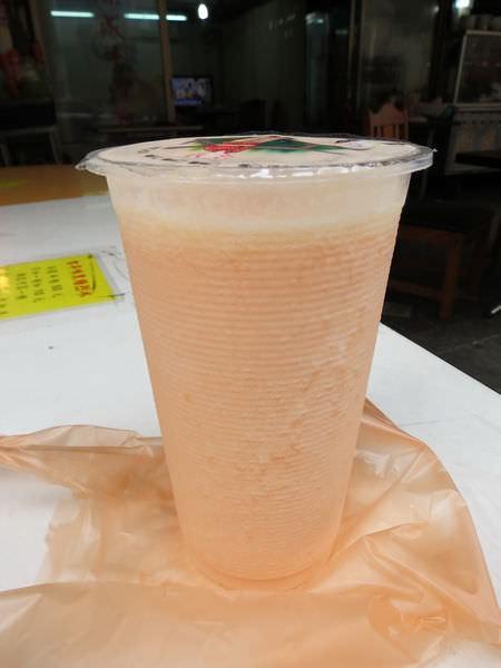 阿宗冰果老店, 木瓜牛奶