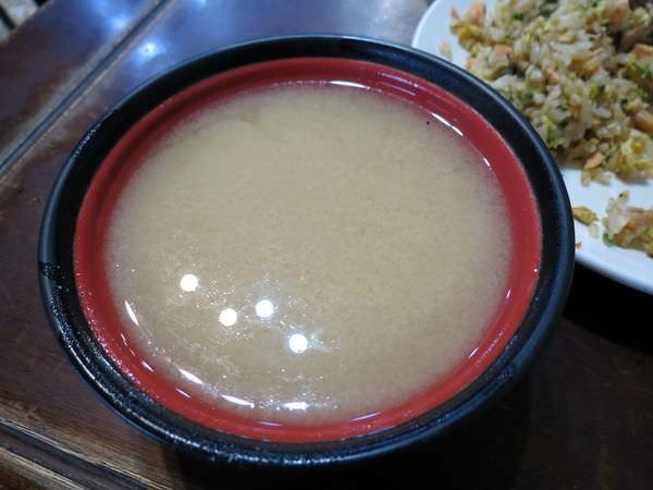三味食堂, 味增湯