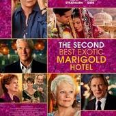Movie, The Second Best Exotic Marigold Hotel / 金盞花大酒店2 / 涉外大饭店2 / 黃金花第2大酒店, 電影海報