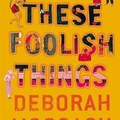 Novel, These Foolish Things, 封面