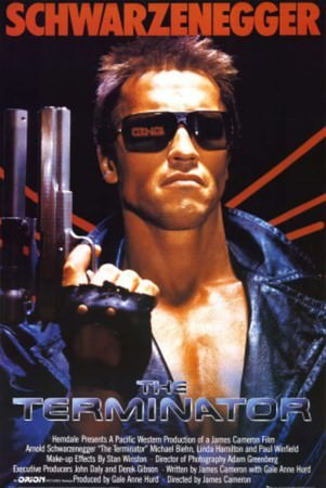 Movie, The Terminator / 魔鬼終結者 / 终结者 / 未來戰士, 電影海報