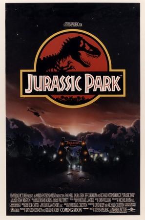 Movie, Jurassic Park / 侏儸紀公園 / 侏罗纪公园, 電影海報