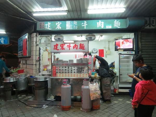 建宏牛肉麵, 台北市, 萬華區, 洛陽街, 捷運西門站