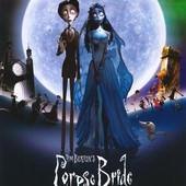 Movie, Tim Burton's Corpse Bride / 提姆波頓之地獄新娘 / 僵尸新娘 / 怪誕屍新娘, 電影海報