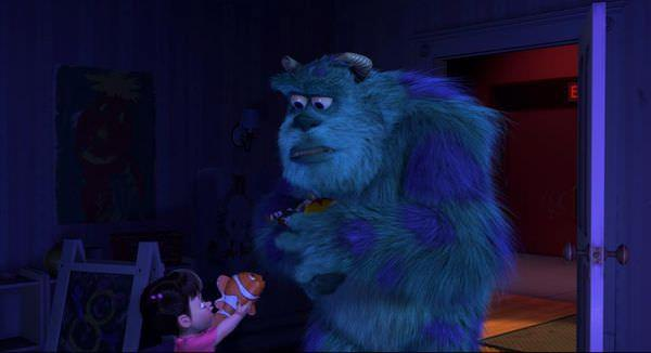 Movie, Monsters, Inc. / 怪獸電力公司 / 怪獸公司, 彩蛋(Easter Eggs)