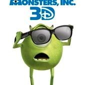 Movie, Monsters, Inc. / 怪獸電力公司 / 怪獸公司, 電影海報
