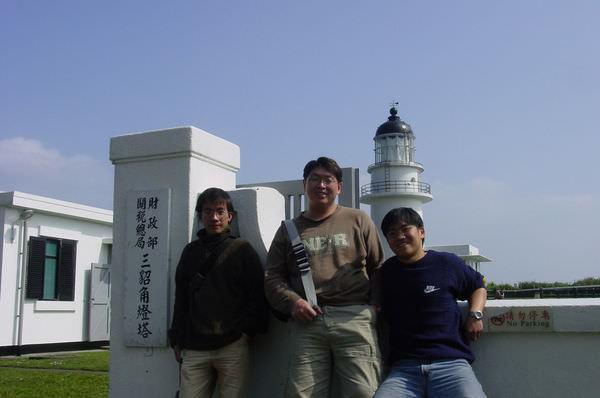 闖北橫Ⅰ 073-三貂角燈塔