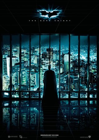 Movie, The Dark Knight / 黑暗騎士 / 蝙蝠侠:黑暗骑士 / 蝙蝠俠—黑夜之神, 電影海報