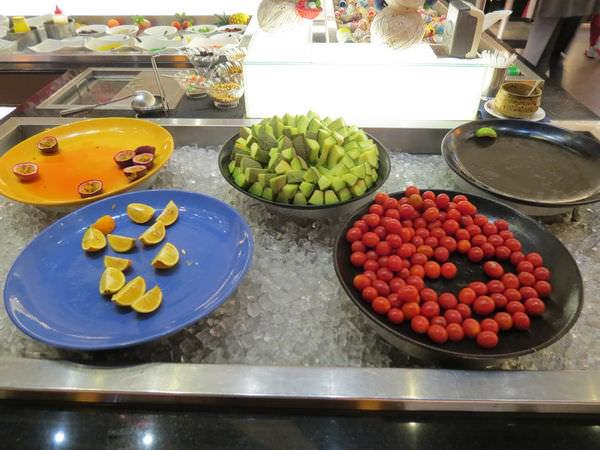 鮮友火鍋(新莊店), 水果區