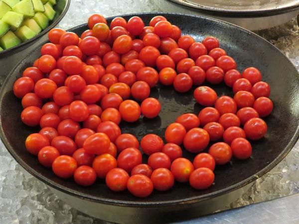 鮮友火鍋(新莊店), 水果區, 蕃茄