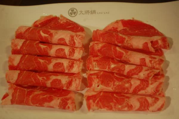 將軍の鍋物 太將鍋 日式涮涮鍋, 上選羊肉鍋
