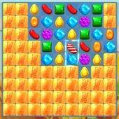 Candy Crush Soda Saga, 過關技巧, Level 158