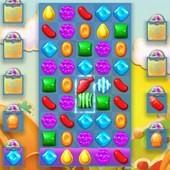 Candy Crush Soda Saga, 過關技巧, Level 156