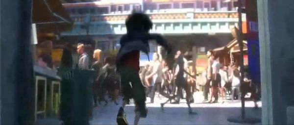 Movie, Big Hero 6 / 大英雄天團 / 超能陆战队 / 大英雄聯盟, 片尾, 人潮