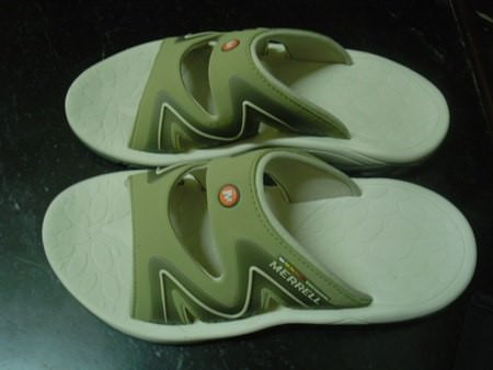 2005年環島, 後記, 拖鞋