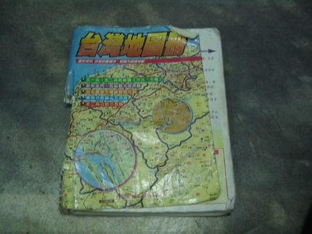 2005年環島, 後記, 地圖